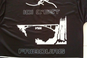 Maillot d'hockey ICI C'EST FRIBOURG