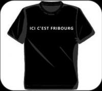 T-Shirt ICI C'EST FRIBOURG