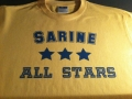 "T-Shirt ""Sarine All Stars"""